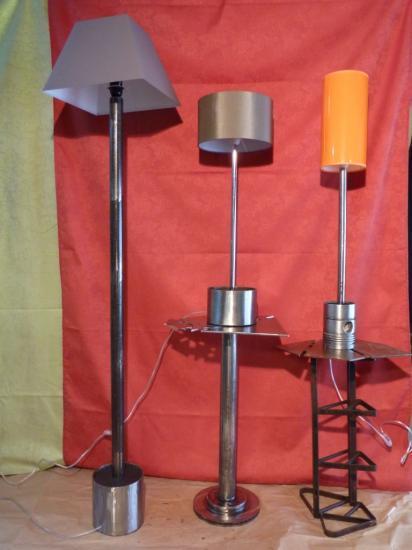 Lampadaire & lampes