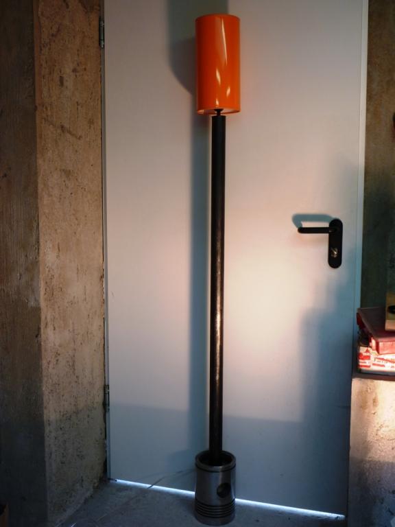 Lampad'piston